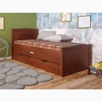 Дитячі ліжка з дерева