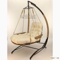 Двухместная садовая качель Эго, подвесное кресло, Ровно