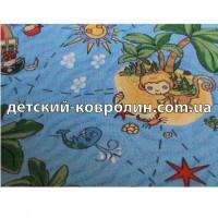 Ковры детские Острова. Ковролин в детскую комнату
