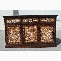 Індійські меблі Дизайн комодів: яскрава і оригінальна техніка декорування