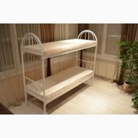 Двухъярусные кровати. Кровати металлические недорого