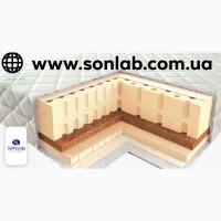 SoNLaB Latex-kщkos 434 латексный и кокосовый мaтрас