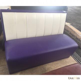 Продам красивые фиолетовые диваны бу
