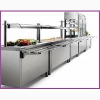 Комплексная линия самообслуживания для столовой, бистро, заведения общепита