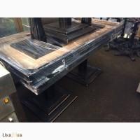 Продам деревянные темные столы бу