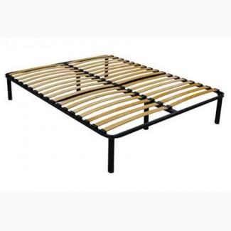 Каркасы кроватей на ламелях