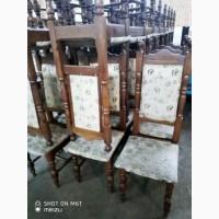 Стулья б/у банкетные деревянные с мягкими сидениями