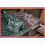 Диван раскладной еврокнижка с подушками б/у как новый