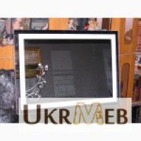 Изготовление зеркал с использованием зеркального высококачественного стекла
