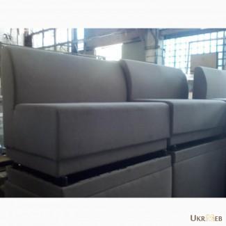 Продам серые матерчатые диваны бу