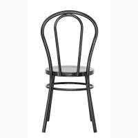 Стул металлический Тонет, цвет черный, для кафе бара, лофт, венский стул