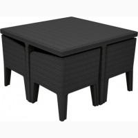 Columbia set 5 pcs голландська мебель из искусственного ротанга