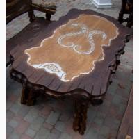 Деревяная мебель для кухни, гостинной, столовой, ресторанов, баров, кафе. для терасс