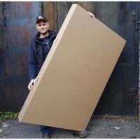 Большие картонные коробки для картины на заказ