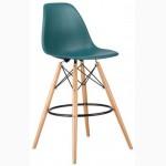 Высокий барный стул AC-016WH для барных стоек кафе, дома, офиса, салона, бистро купить
