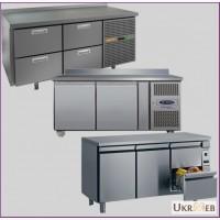 Холодильный стол б/у, столы холодильные б/у для кафе, ресторана, столовой