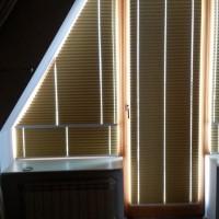 Шторы плиссе: в спальню, офис, на кухню и балкон в Одессе